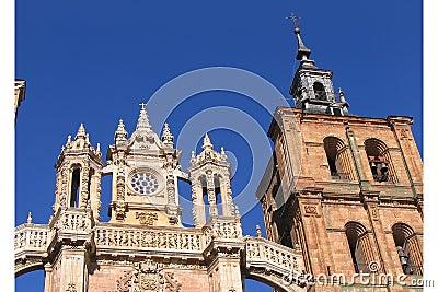 Astorga Cathedral - Spain