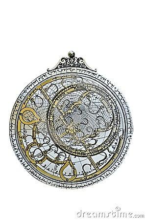 Astrolabe Stock Photo