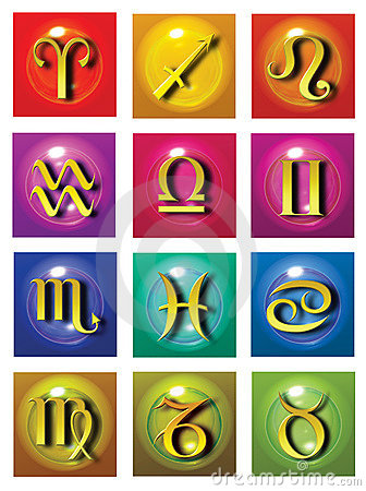 Free Astrological Symbols Stock Photo - 280400
