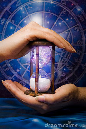 Free Astrology And Cosmic Time Royalty Free Stock Photos - 21402038