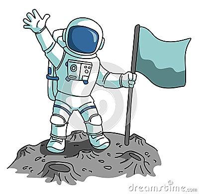 Free Astronaut Stock Image - 47879181