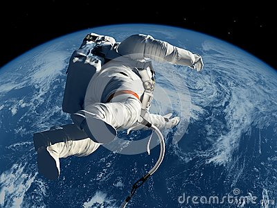 Astronaut Royalty Free Stock Images - Image: 34072639