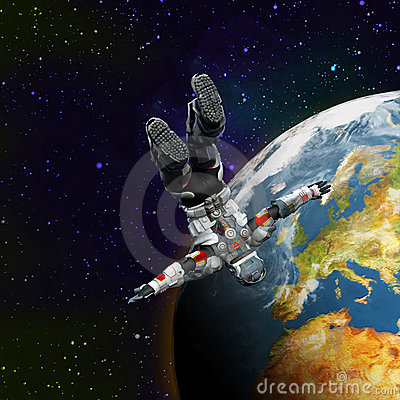 any astronaut lost in space - photo #48