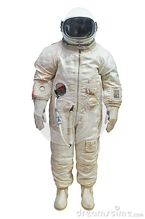 Free Astronaut In A Spacesuit Stock Photo - 28535470