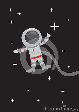 why astronauts in outer space experience weightlessness - photo #43