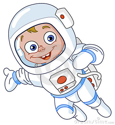 Astronauta potomstwa