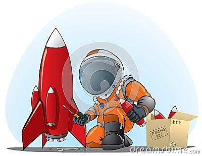 cohetes de astronauta - photo #4