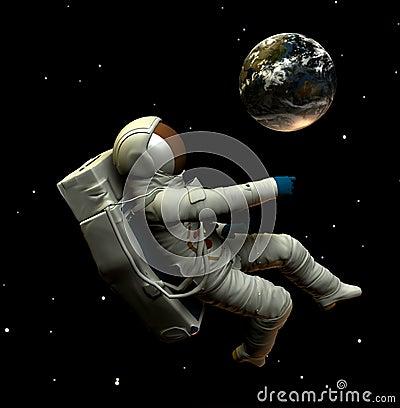 Astronaute 7