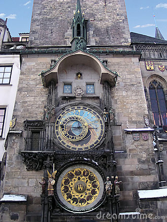 Astronomical Clock, Prague (Chech Republic)