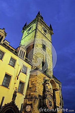 Astronomical Clock- Prague, Czech Republic