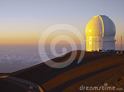 Astronomical Observatory - Hawaii - USA
