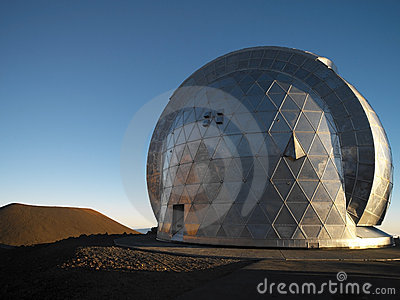 Astronomical Observatory - Mauna Kea - Hawaii