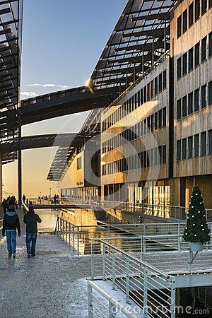 Free Astrup Fearnley Museum In Oslo, Norway Stock Photo - 49151000