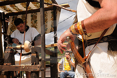 Astur-Roman Festival CARABANZO Editorial Photography