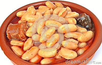 Asturian dish