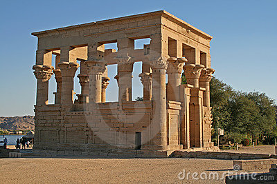 Aswan (Egypt) - Philae Temple