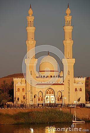 Aswan mosque