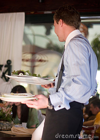 Free At The Restaurant Stock Images - 4936994