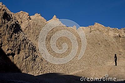 Atacama Desert - Cari Canyon - Chile