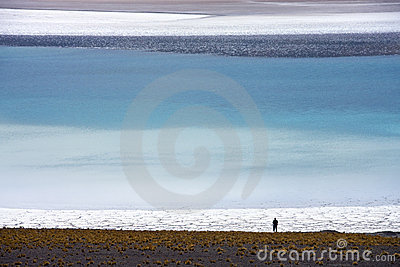 Atacama Desert in Northern Chile