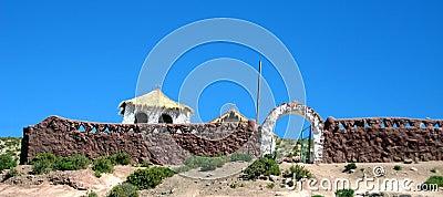 Atacamachile öken