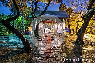Atago Shrine Editorial Stock Image