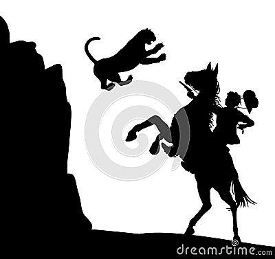 Ataque del puma