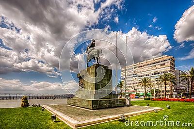 Ataturk Statue,Izmir