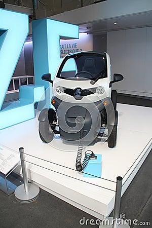 Atelier Renault Z.O.E. Editorial Photography