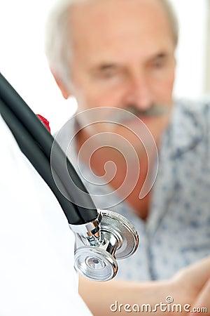 Atención sanitaria mayor