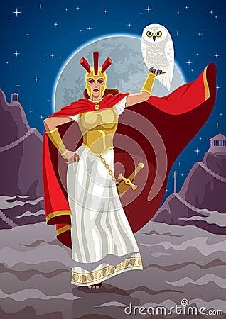Free Athena Royalty Free Stock Photos - 64930528