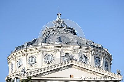 Athenaeum Roof