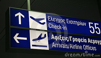 Athens check-in