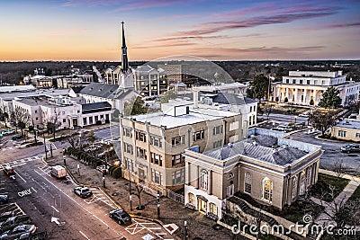 Athens Georgia Townscape