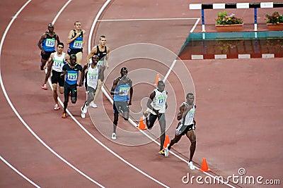 Athens Grand Prix 2008 Editorial Photo