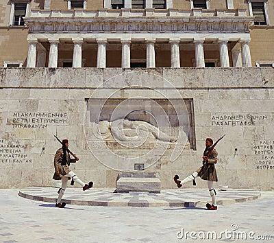 Athens - Greece Editorial Image
