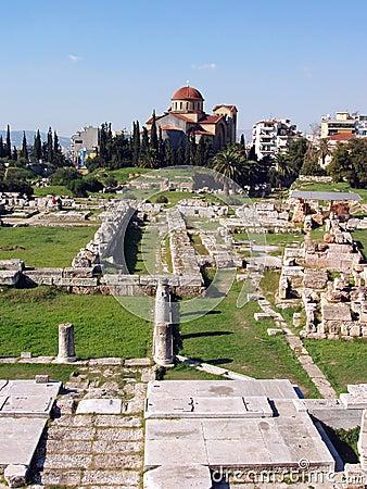 Free Athens, Greece Royalty Free Stock Photos - 3359228