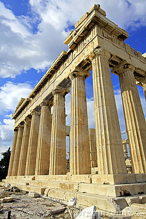 Free Athens, Greece Parthenon Stock Photo - 21730270