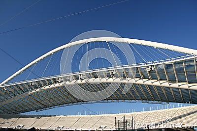 Athens olypmic stadium Editorial Stock Photo