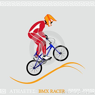 Athlete BMX racer