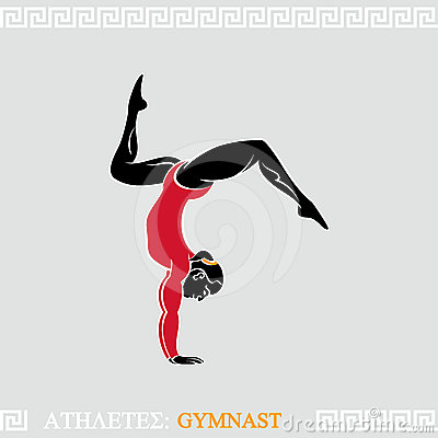 Athlete Gymnast
