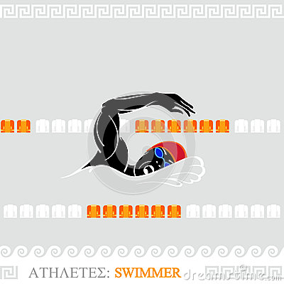 Athlete Swimmer