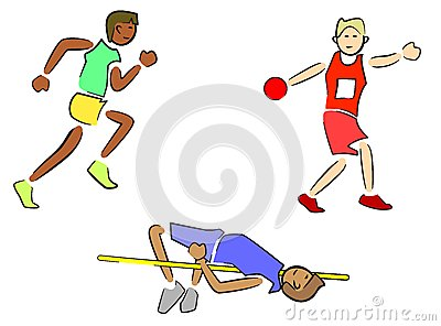 Athletes (Track and Field)