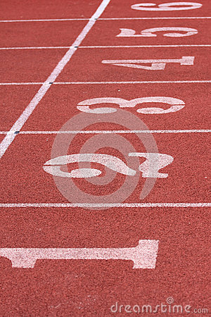 Athletic lanes