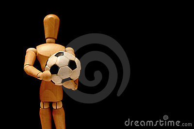 Athletic mannequin