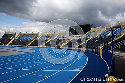 Athletic stadium