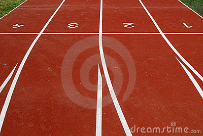 Athletic tracks