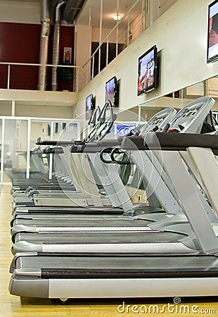 Athletic treadmills