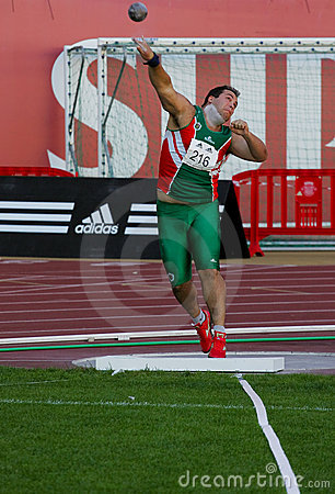 Athletics Championship, Andre Gonalves Editorial Image