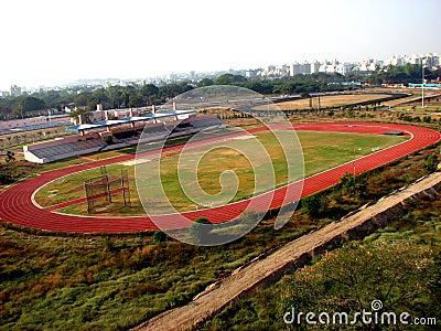 Athletics Complex